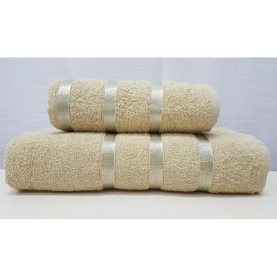 "Полотенце ""Gulcan"" SWAN Vip cotton по 2 №5"