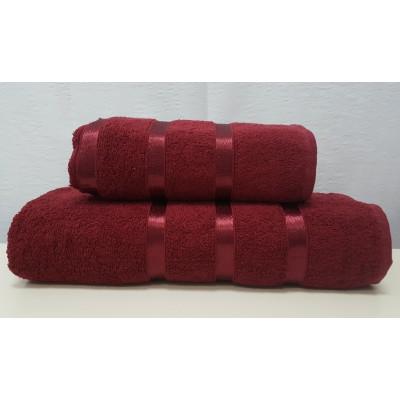 "Полотенце ""Gulcan"" SWAN Vip cotton по 2 №9"