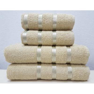 "Полотенце ""Gulcan"" SWAN Vip cotton по 4 №5"