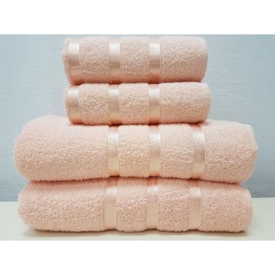 "Полотенце ""Gulcan"" SWAN Vip cotton по 4 №6"