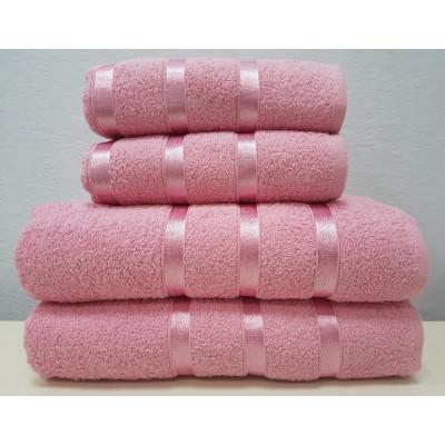 "Полотенце ""Gulcan"" SWAN Vip cotton по 4 №12"