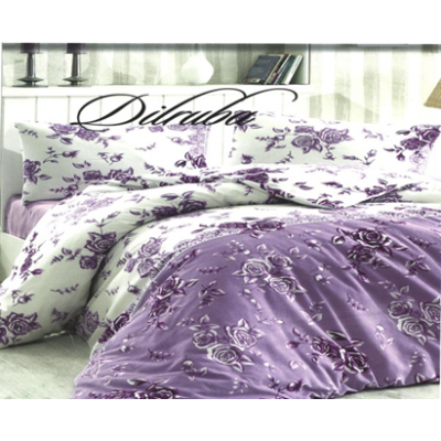 "КПБ ""First Choice"" NEVRESIM DOUBLE DUVET Dilruba"