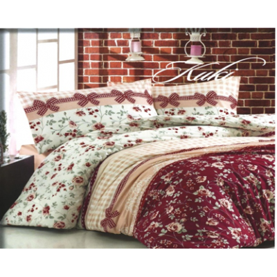 "КПБ ""First Choice"" NEVRESIM DOUBLE DUVET Kuki"
