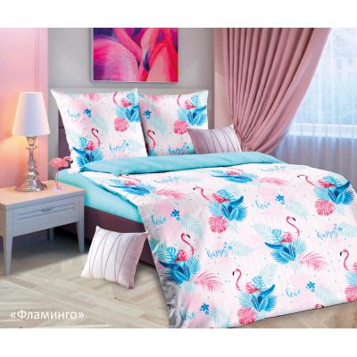 """Комплект постельного белья """"Фламинго"""" 1.5 спальный"""