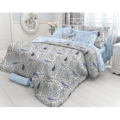 """Комплект постельного белья """"Verossa"""" Перкаль Constante  Евро Orient paisley"""