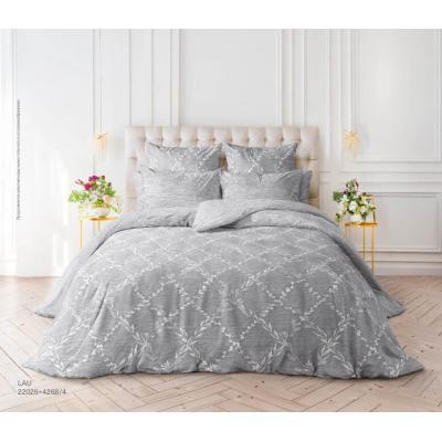"""Комплект постельного белья """"Verossa"""" Перкаль Constante Евро  Lau"""