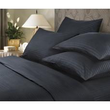 """Комплект постельного белья """"Verossa"""" Stripe 2,0 СП Black"""